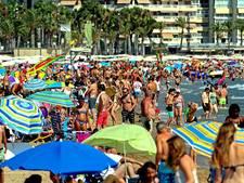 Toerisme in Spanje profiteert van onrust
