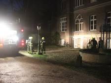 Oefenruimte in brand door kortsluiting in Ottersum