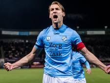 FC Utrecht verlengt contract van aanvoerder Janssen