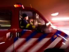 Persoon gered bij woningbrand op azc in Winterswijk