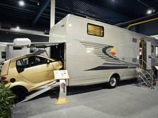 Verkoop caravans en campers in de lift