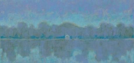 Groesbeekse schilder exposeert naakten en uitgeklede landschappen