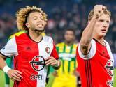 Feyenoord walst dankzij hattrick Kuyt over ADO heen