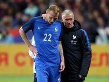 Opgeroepen Jeremy Mathieu stopt 'gewoon' bij Frankrijk