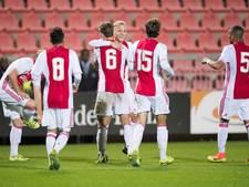 Excellerend Jong Ajax maakt het Bosz nog moeilijker