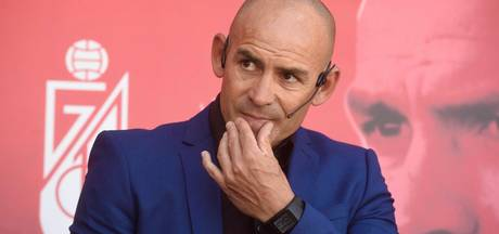 Paco Jémez al na zes duels ontslagen bij Granada