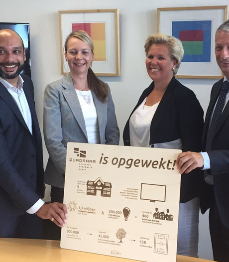 Slim Opgewekt uit Arnhem in finale nationale startupprijs