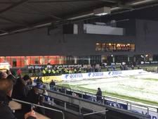 Supporters slaags met politie bij FC Eindhoven - De Graafschap