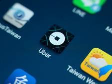 Uber maakte 1,2 miljard dollar verlies