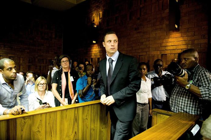 Misschien komt er een dag dat ik Pistorius vergeef' | Andere sporten ...