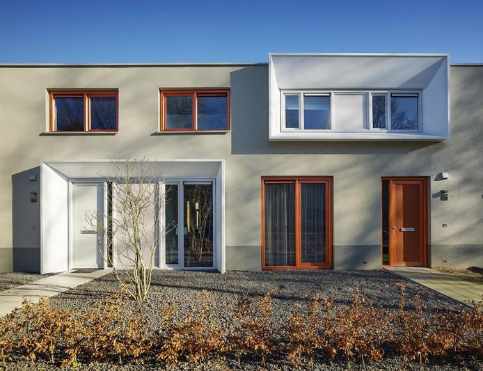 Project Bouw van Jou in het Landsherenkwartier in Deventer.