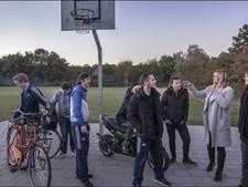 Basketbalveld Molenhoek krijgt lichtmast