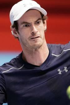 Murray bereikt kwartfinale na driesetter tegen Simon