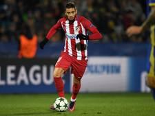 Carrasco blijft langer bij Atlético Madrid