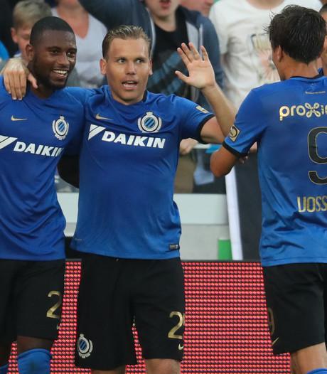Vormer bezorgt Club Brugge de Belgische Supercup