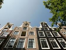Geen stijging meer van huurprijzen Amsterdam
