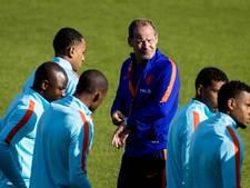 Oranje traint compleet in Katwijk