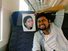 Zielige honeymoonselfie zorgt voor nieuw paspoort