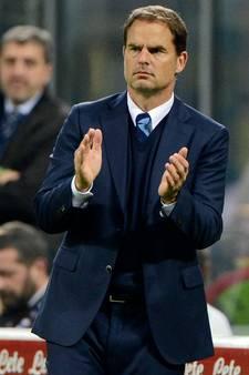 De Boer met Inter in slotfase voorbij Torino