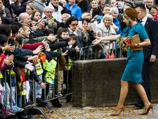 Britse krant lyrisch over outfit Máxima