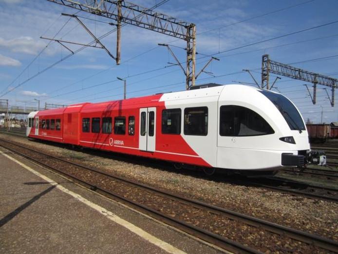 Trein van Arriva.