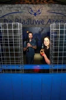 Arena vol schietspellen in de Blauwe Kamer Wageningen