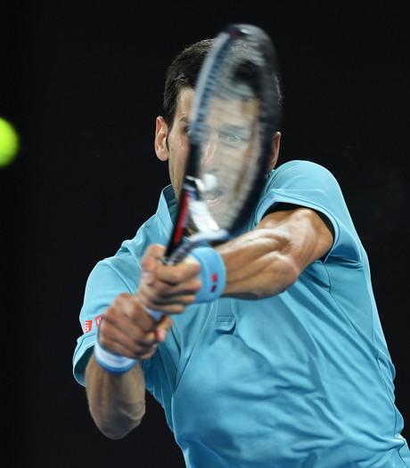 Uitslagen en programma Australian Open