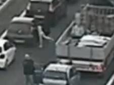 'Filefitness' op de A4 tijdens drukke spits door ongevallen