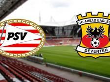 Kan PSV zich herpakken tegen Go Ahead Eagles?