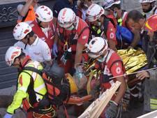 Live: Reddingswerkers geloven nog in overlevenden