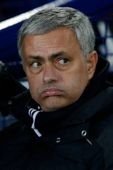 Irritatie groeit bij José Mourinho