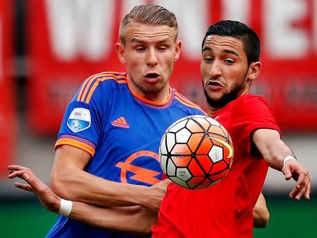 Feyenoord legt Van Beek langer vast