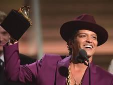 Nieuw album Bruno Mars onderweg
