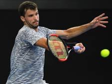 Dimitrov elimineert beul van Djokovic