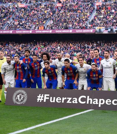 Barcelona nodigt Chapecoense uit voor oefenduel