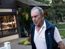Voormalig Republikein Bloomberg kiest voor Hillary