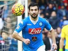 Verdediger Albiol langer bij Napoli