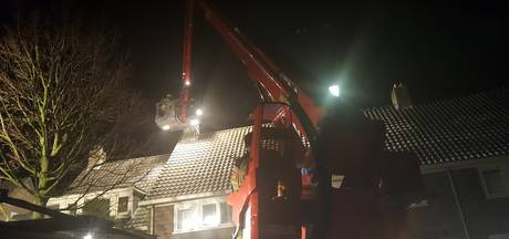 Schoorsteenbrand in woning Nijmegen snel geblust