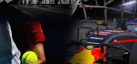 De sport van vandaag: Grand Prix van België en Eredivisie