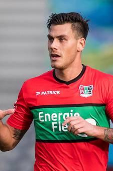 NEC twee punten achter Vitesse: 'Terwijl zij veel meer geld hebben'