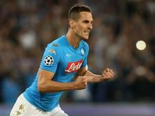 Napoli wint na doelpuntenfestijn