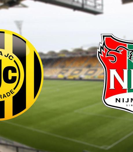 Roda JC tegen NEC