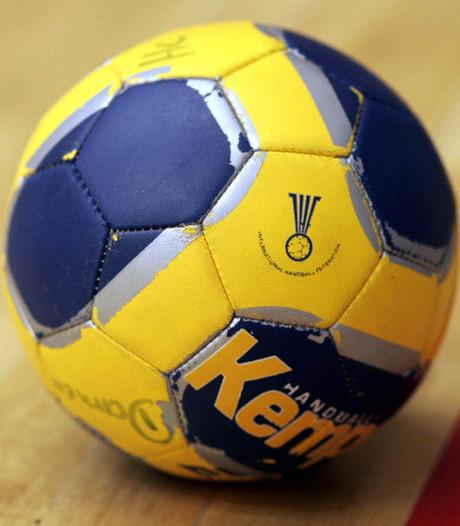 Nipte zege voor handballers Reehorst
