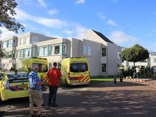 Dode en gewonden bij brand in zorgcentrum Krabbendijke