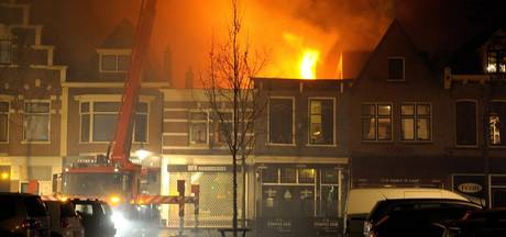 Brandweer: Pas bij plensbui op voor brand