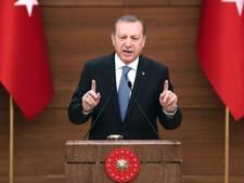 Erdogan wijst kritiek op 'heksenjacht' af