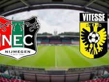 Gelderse derby tussen NEC en Vitese
