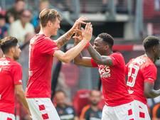 AZ wint oefenduel met Hertha BSC ruim