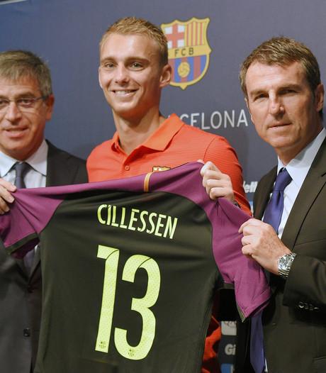 Kippenvel voor Cillessen bij presentatie in Camp Nou