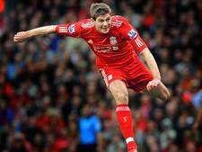 Gerrard keert in andere rol terug bij Liverpool